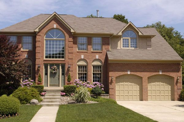Matching Your Exterior Paint To Your Brick Exterior